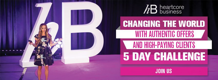 Create an Authentic Offer in Just 5 Days