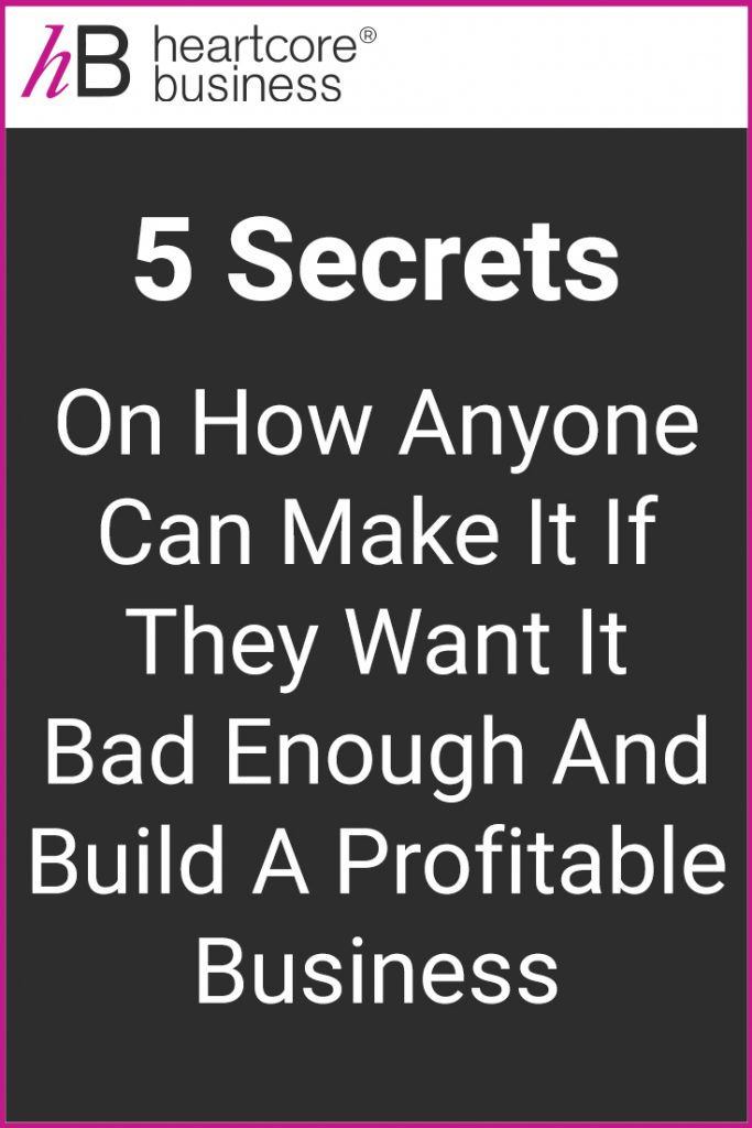 What do you actually do to fight and win the battle of me versus myself? Here are 5 Secrets To How Anyone can make it if they want it bad enough And Build a Profitable Business. #heartcorebusiness #businessempire #entrepreneur #coaching