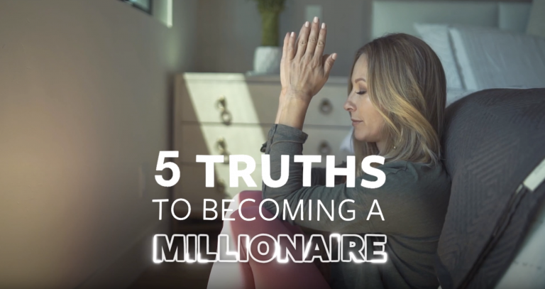 5 Truths to Becoming a Millionaire